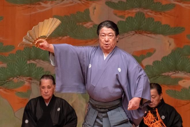 舞囃子「田村」